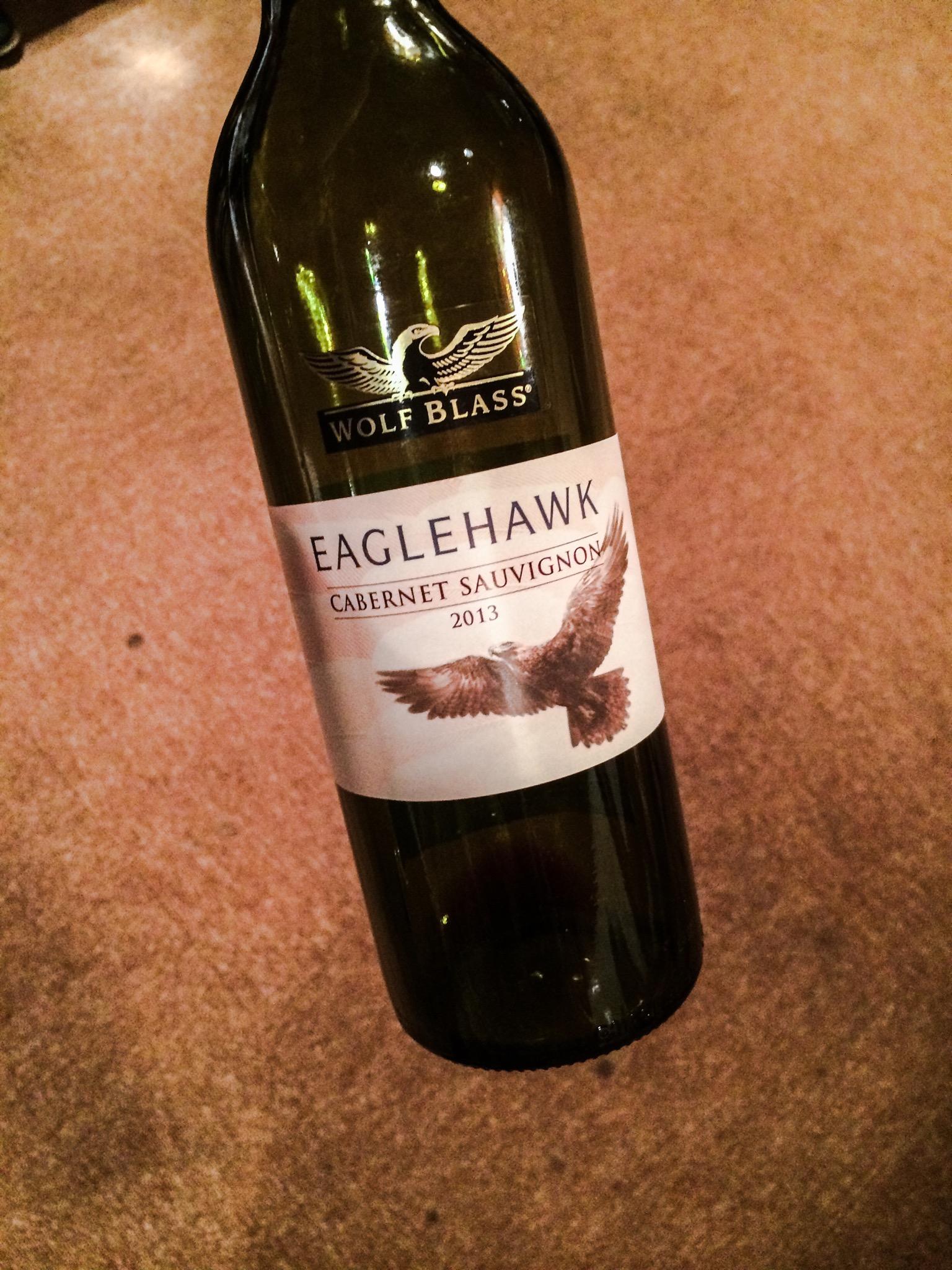 Wolf Blass Eaglehawk Cabernet Sauvignon, 2013