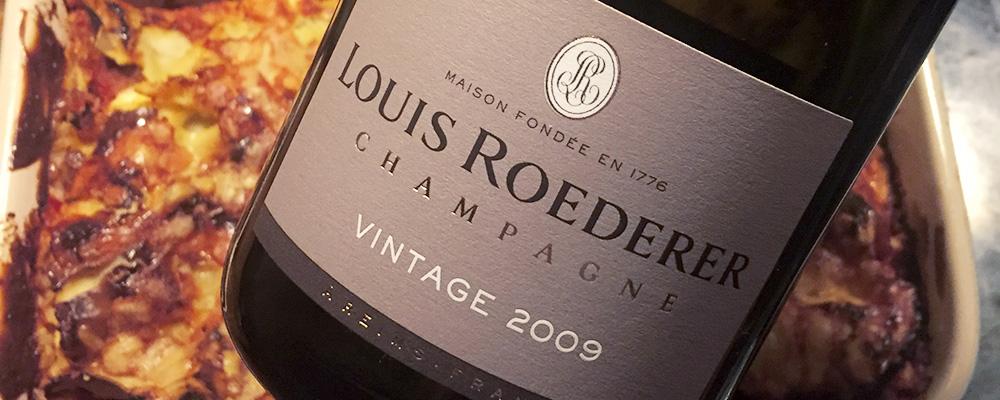 Louis Roederer Vintage, 2009