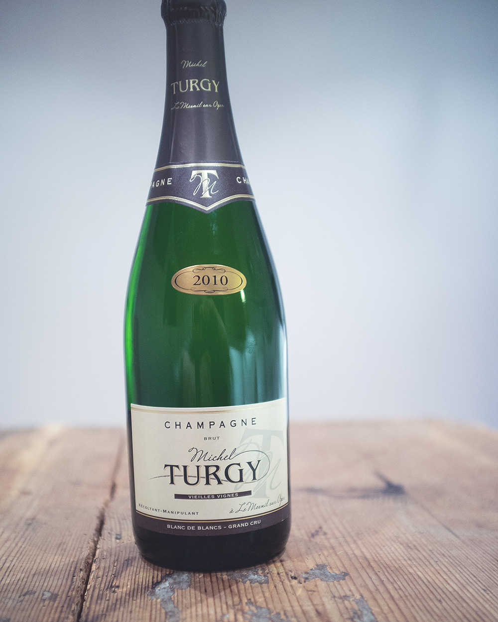 Michel Turgy Vieilles Vignes Grand Cru, 2010