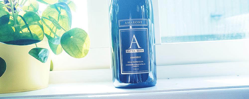 A Amarone, 2013