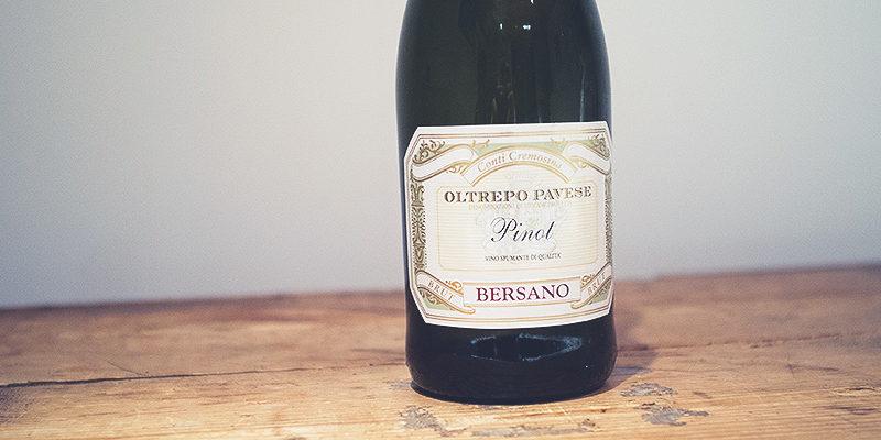 Oltrepo Pavese Bersano Pinot Brut