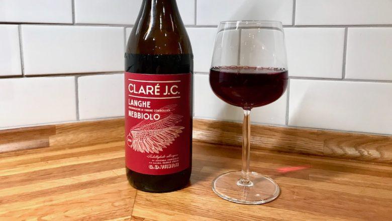 Claré J.C. Langhe Nebbiolo G.D. Vajra, 2018