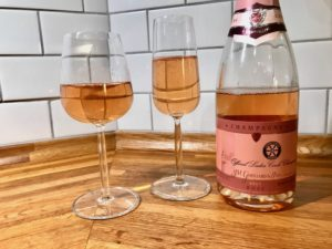 Ladies Circle Rosé Champagne